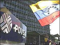 Oficinas de PDVSA en Caracas