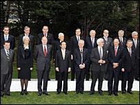 Ministros del G7