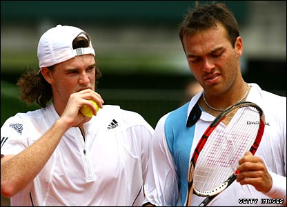 Jamie Murray and Ross Hutchins