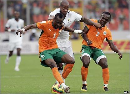 Agogo looks to double Ghana's lead