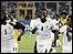 فرحة منتخب غانا بالفو