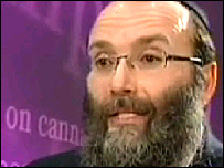 Rabbi Aryeh Sufrin, the Chief Executive of Drugsline