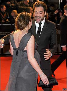 Kelly Macdonald and Javier Bardem