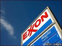 Logotipo de Exxon