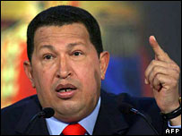 Hugo Chavez, 2 February 2008