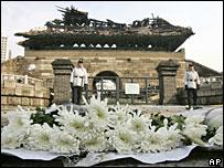 Namdaemun, 11 February 2008
