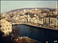 Цюрих (архивное фото)
