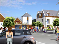 An artist's impression of development. (Pic: Braemore Estates)