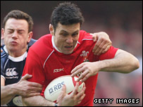 Stephen Jones on the charge against Scotland