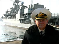 Vice Admiral Ihor Tenyukh