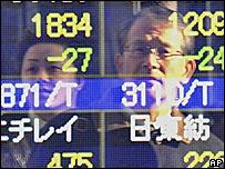 Tokyo investors