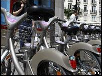 Новости Великобритании.  Лондон пересадят на велосипеды.  Главная.