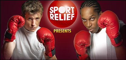 Ben Shephard will take on Lemar in Sport Relief Celebrity Boxing