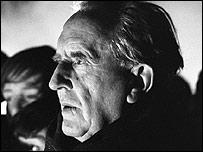 JRR Tolkien, pictured in 1968