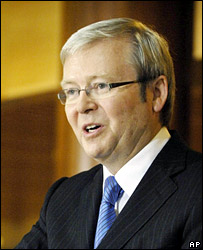 Kevin Rudd address parliament (12 February 2008)