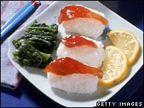 Generic image of sushi