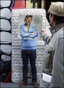 Kenny Rogers gets a cool urban makeover thanks to Ewan Jones Morris