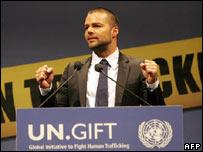 Ricky Martin 13 February 2008