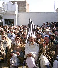 JUI meeting in Mardan