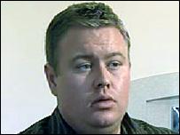Gambler Graham Calvert