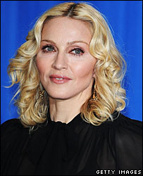 bbc news entertainment madonna on her directing debut