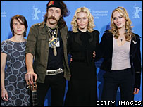 Vicky McClure, Eugene Hutz, Madonna and Holly Weston