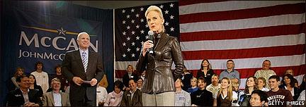 Cindy McCain.