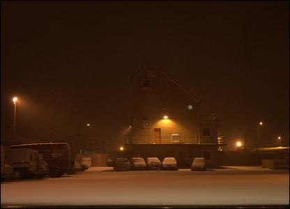 Peterhead fire station