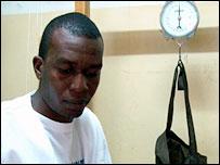 Walter Kizito, clinical specialist