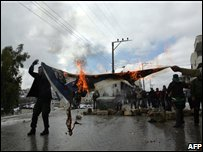 Hamas demonstration