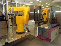 Kalypsys robot (genone.gov)