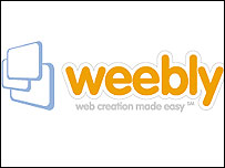 Weebly website