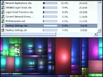 Windows Directory Statistics software
