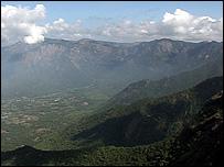 Kolli Hills (Image: TVE)