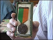 Easter Uprising medal