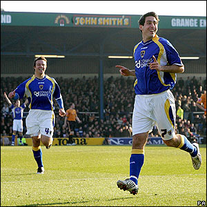 Cardiff's Peter Whittingham celebrates