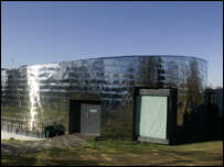 University of Essex lecture hall