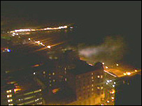 Grand Hotel fire