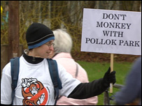 polllok monkey