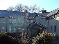 Carmarthenshire Council office