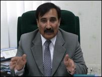 Comisionado Qamar Uz Zaman