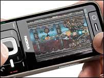Nokia N81, Nokia