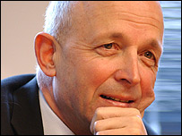 David Norgrove, chairman of the Pensions Regulator