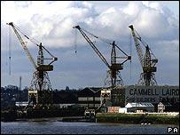 Cammell Laird shipyard