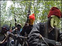 Nigerian militants