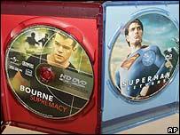 Formato HD DVD