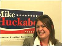 Sarah Huckabee (YouTube)
