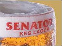 Senator beer