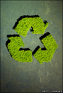 Recycle symbol (Image: Philip Lee Harvey/Getty Images)