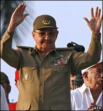 Raul Castro (file photo)